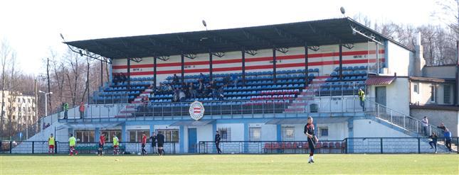 Stadion w Szczakowej duzy