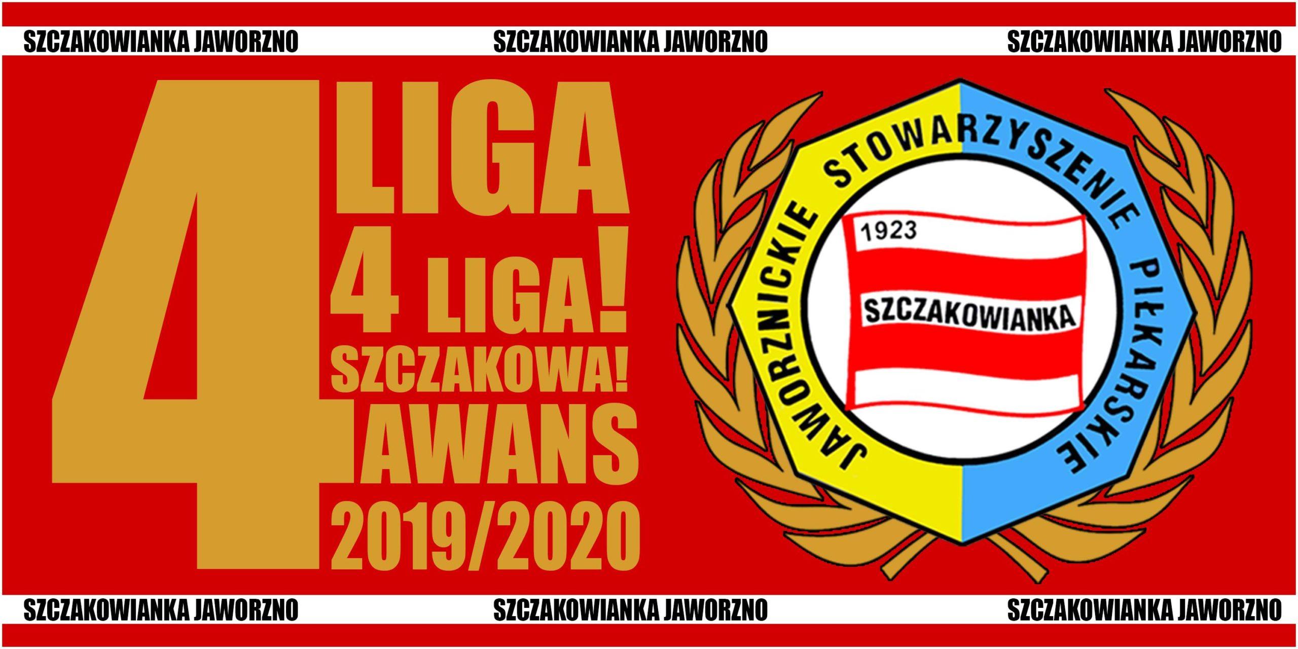 Szczakowianka w IV lidze!