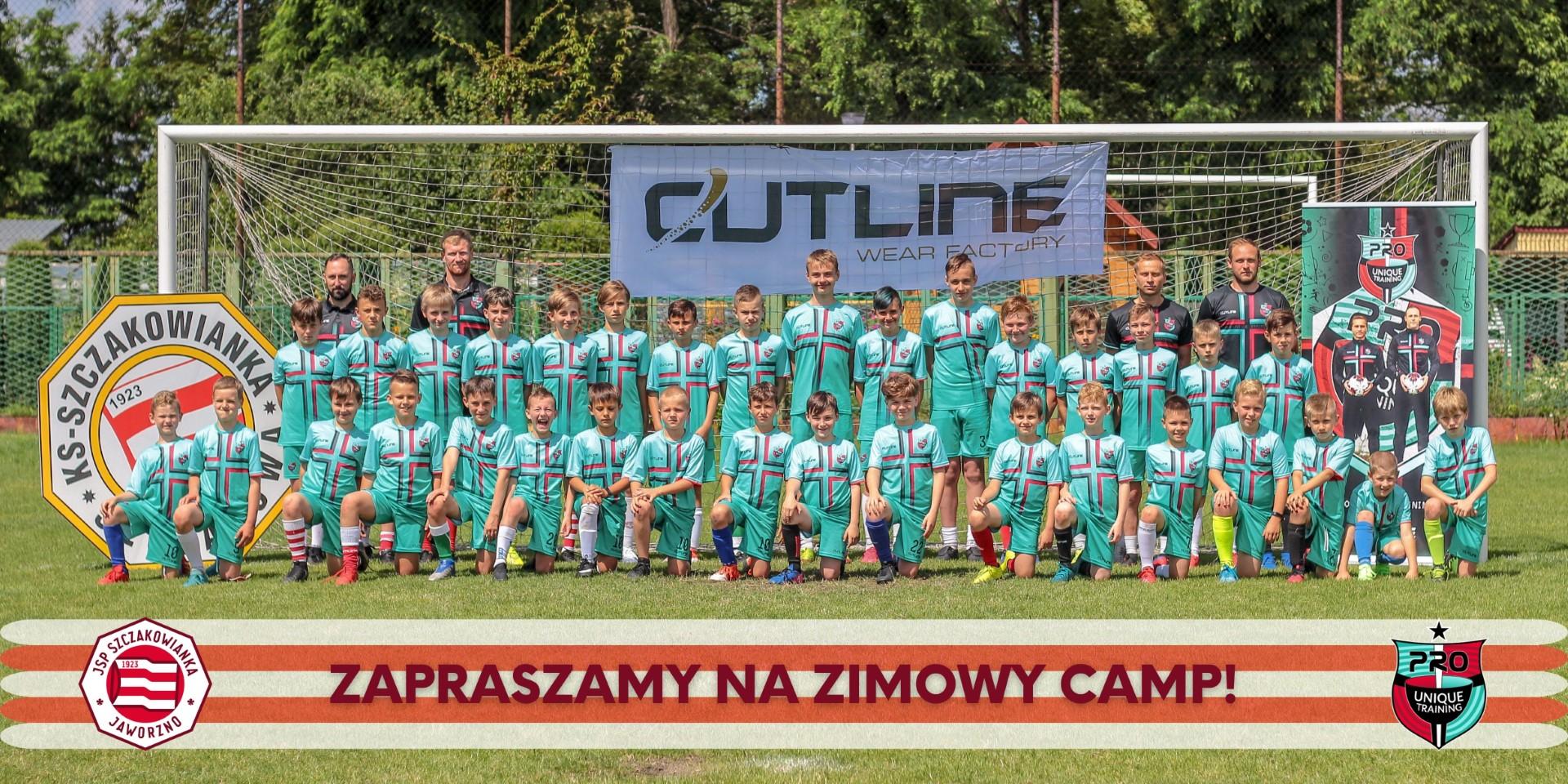 Zimowy Camp ze Szczakowianką!