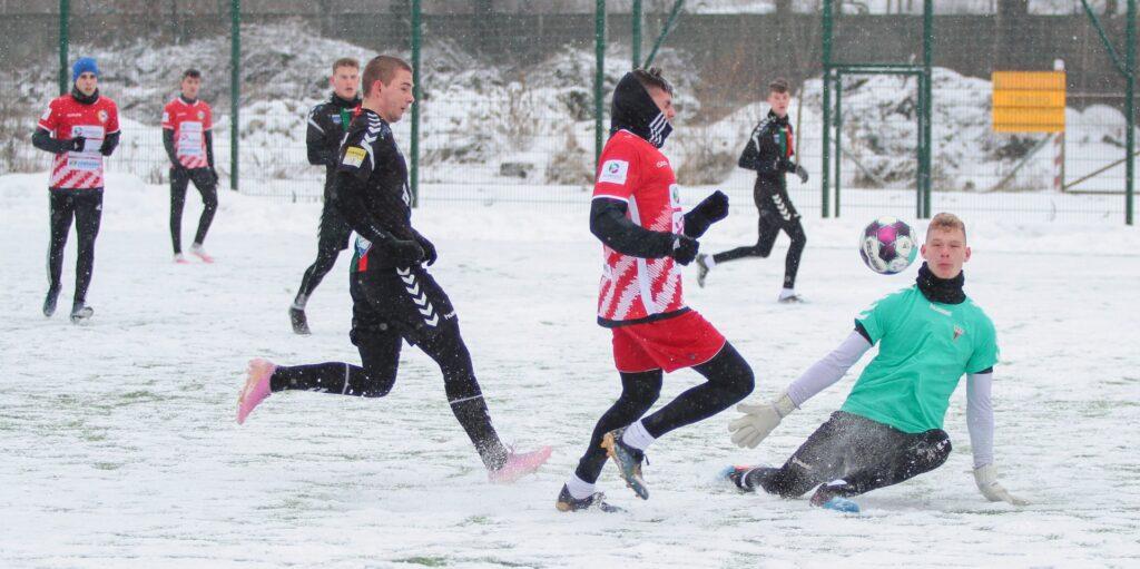 Śnieżny pojedynek