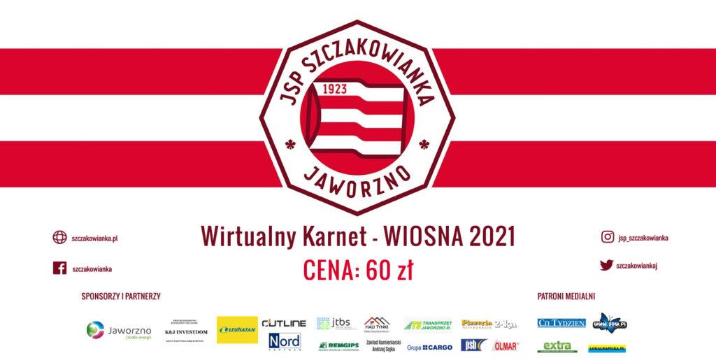 Kup Wirtualny Karnet – wesprzyj Szczakowiankę!