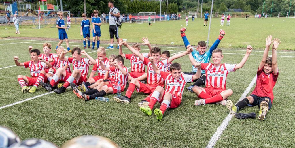 Młodzi Drwale wygrywają turniej w Rzeszotarach!
