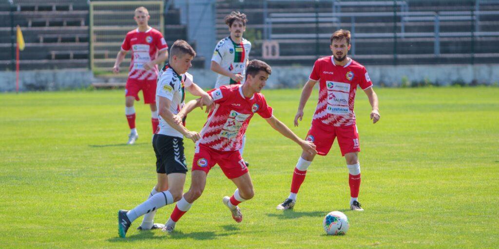 sparing GKS Tychy Maredowski lato 2021